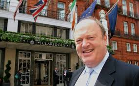 quinlan claridges