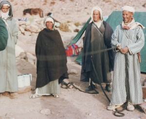 Berbers at play2