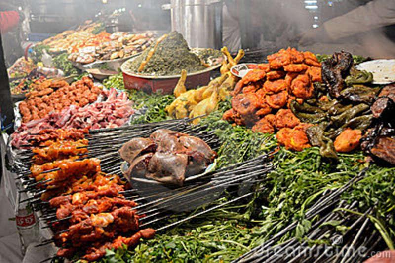 Marrakech padraig colman for About moroccan cuisine