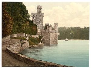 Blackrock-Castle-Cork-old-photo